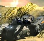 Tiberium Alliances GDI Mammoth attack