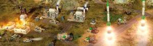 C&C Generals combat