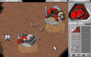4121 command conquer dos screenshot hard time 8371