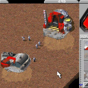 4121 command conquer dos screenshot hard time 8371
