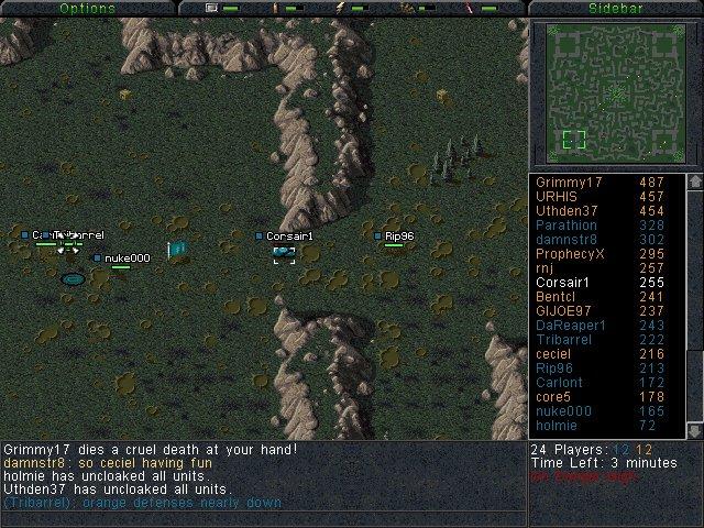 Sole survivor screenshot 2 C&C Sole Survivor