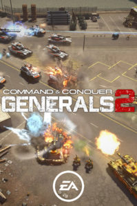 g2cover C&C Generals 2 (canceled)