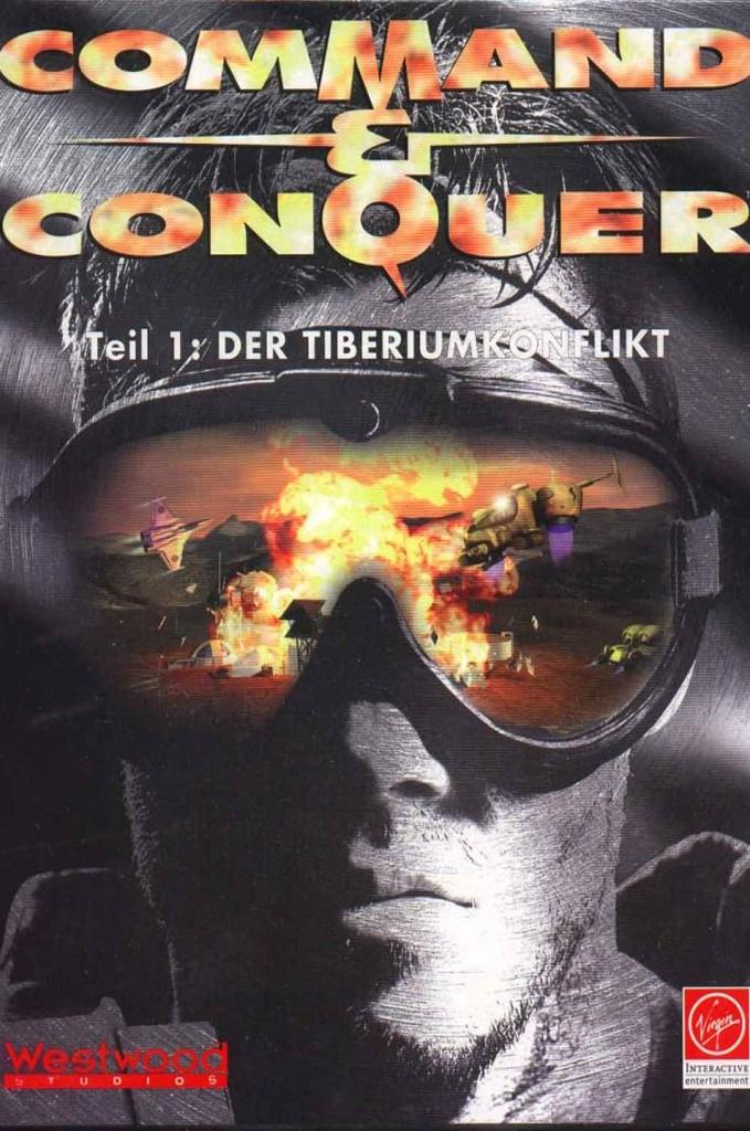 tdcover C&C Der Tiberiumkonflikt