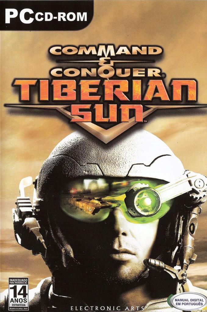 tscover C&C Tiberian Sun