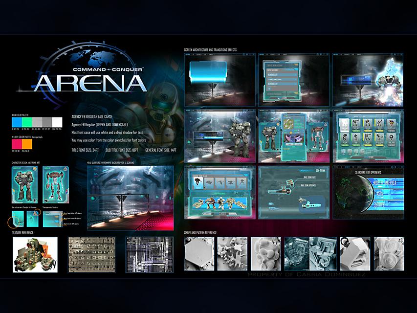 arena 02 C&C Arena (canceled)