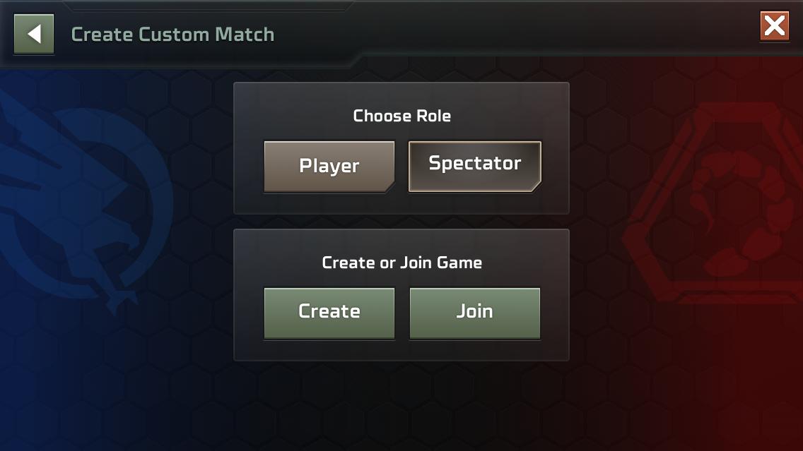 create match Zuschauermodus angekündigt!
