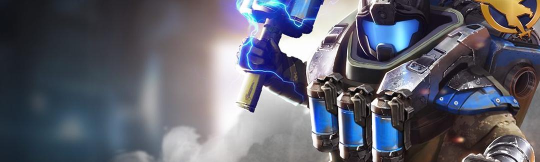 grenad Bald erhältlich: Rivals-Rennen