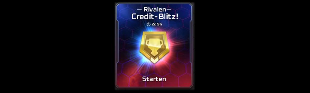 rivalsblitz Rivals Credit-Blitz gestartet