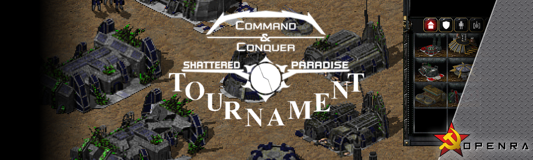 shattered paradise tourney Tiberian Sun mal anders - Shattered Paradise Turnier am 22. April