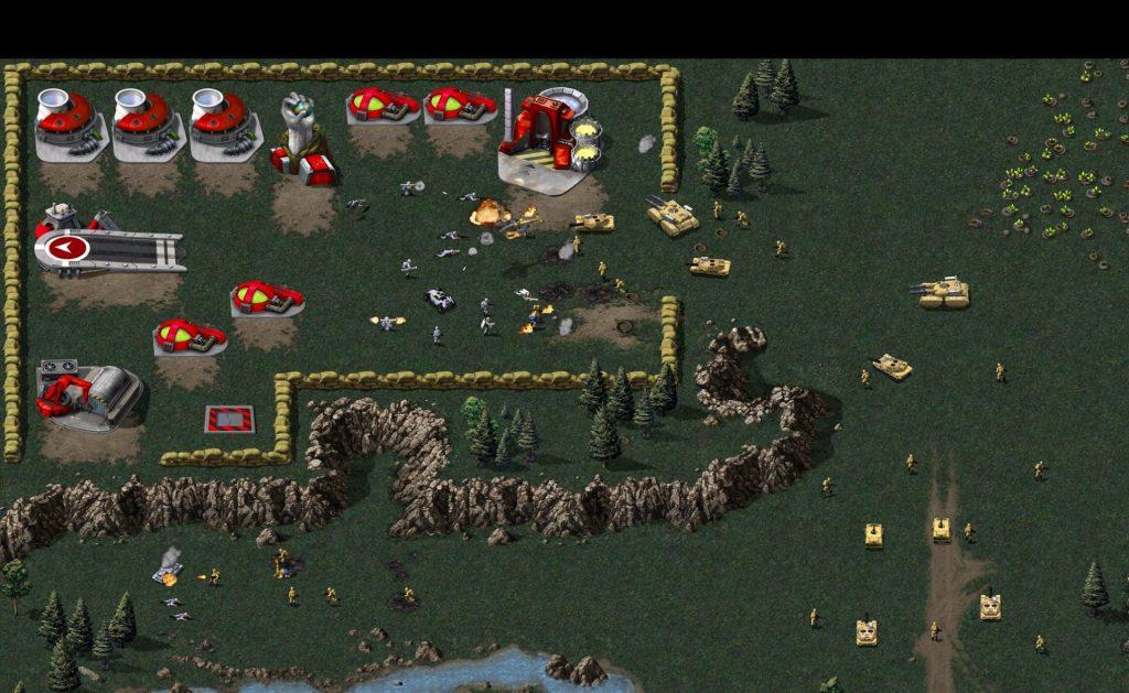 ccrem screenshot 1v1 quickmatches black stripe.jpg.adapt .1920w C&C Remastered Collection