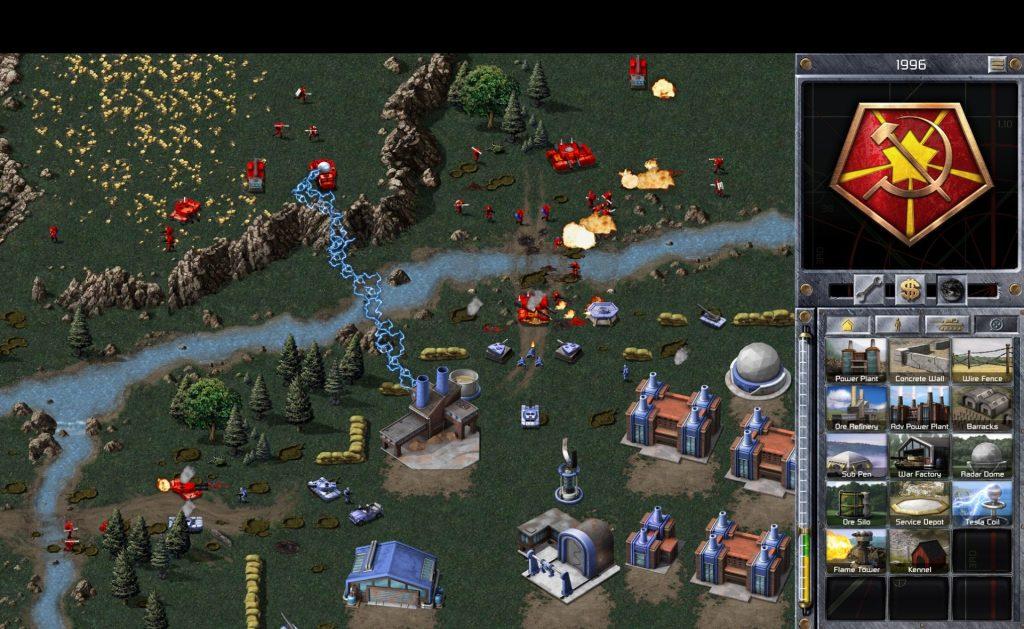 ccrem screenshot in game ui sidebar black stripe.jpg.adapt .1920w C&C Remastered Collection