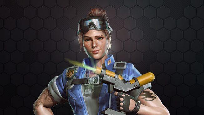 ea tile update 1 6 strongarm cobalt camo Lt. Strongarm