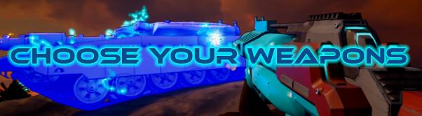Earthbreakers ChooseYourWeapons Spiele