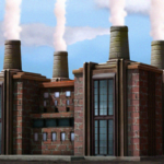 Alliierte Großkraftwerk Großkraftwerk