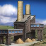 Alliierte erzraffinerie Kopie Erz-Raffinerie