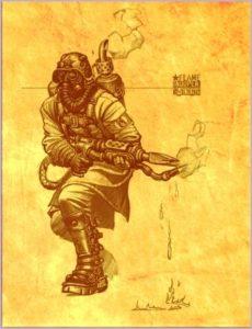 CNCRen2 Flame Trooper 11811