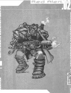 CNCRen2 Soviet Heavy Trooper 11815