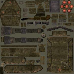 Ren2 Apocalypse Tank Texture 11824