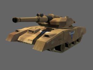 Ren 2 Light Tank Render 11819
