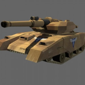 Ren 2 Light Tank Render 11819
