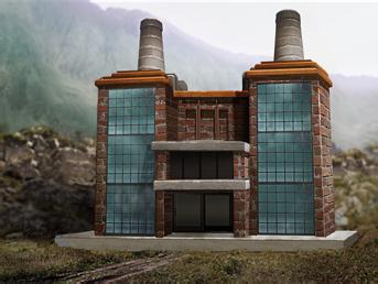 aliierte Kraftwerk Kraftwerk
