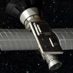 alliierte gps satelit GPS Satelit