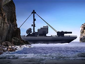 alliierte kanonenboot Kanonenboot