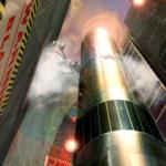 alliierte raketensilo Raketensilo