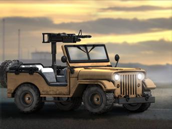 alliierte ranger 4wd gelaendewagen Ranger-4WD-Geländewagen