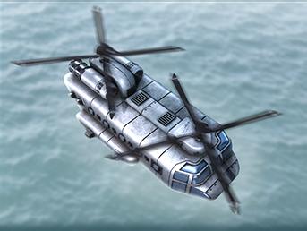 gdi transporthelikopter Transporthelikopter