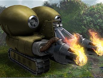 nod flammenpanzer Flammenpanzer