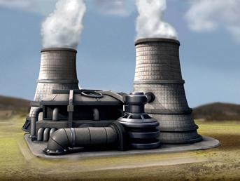 nod grosskraftwerk C&C Remastered - Der Tiberiumkonflikt - Bruderschaft von Nod