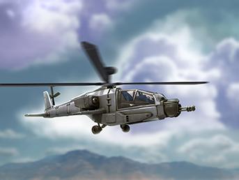 nod kampfhelikopter Kampfhelikopter