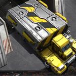 nod mbf Mobiles Baufahrzeug MBF