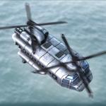 nod transporthelikopter Transporthelikopter
