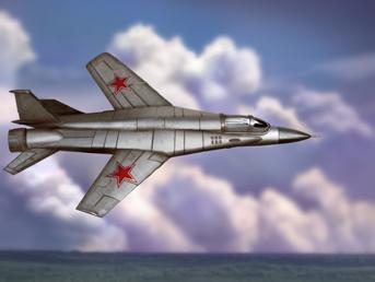 sowjet MiG Jagdbomber MiG Jagdbomber