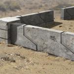 sowjet betonmauer Betonmauer