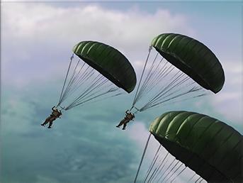 sowjet fallschirmjaeger Fallschirmjäger