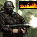 sowjet flammenwerfer Flammenwerfer