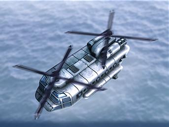 sowjet helitrans Transporthelikopter