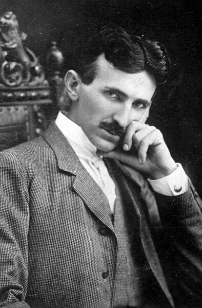 394px Nikolai Tesla Nikola Tesla