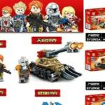 cnclegoripoff Kurios: Alarmstufe Rot Legos aus China tauchen auf ebay auf - Warnung!
