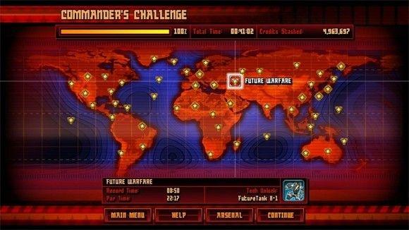 dims Commanders Challenge