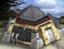 Befestigter Bunker