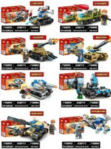 s l1600 Kurios: Alarmstufe Rot Legos aus China tauchen auf ebay auf - Warnung!