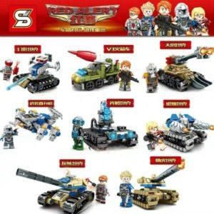 s1 l1600 Kurios: Alarmstufe Rot Legos aus China tauchen auf ebay auf - Warnung!